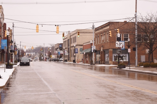 orrville downtown